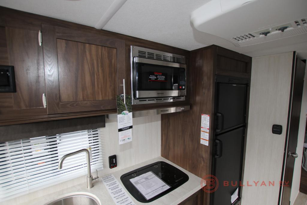 storage New 2020 Forest River RV Cherokee Wolf Pup 18RJB