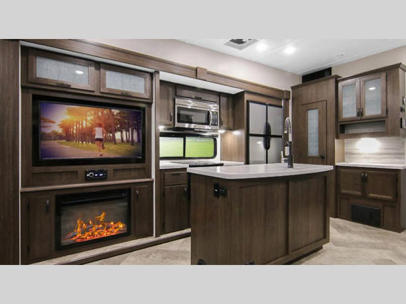 voyager kitchen