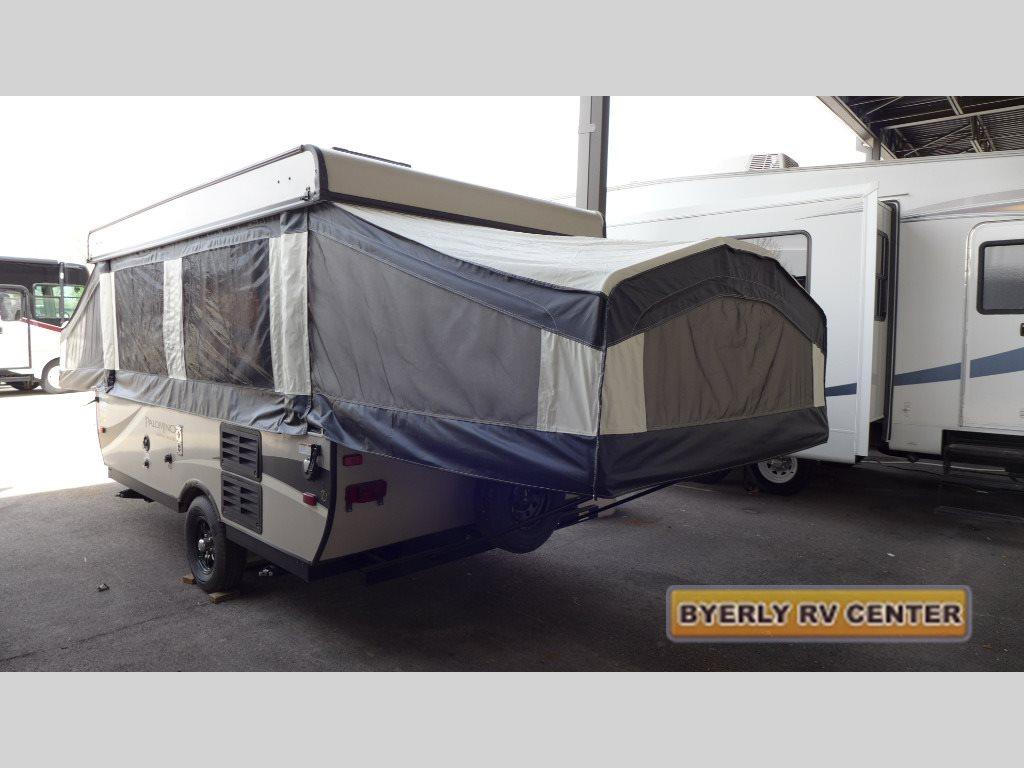 2016 Palomino Tent Camper Pop Up