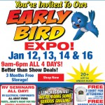 Early Bird Expo