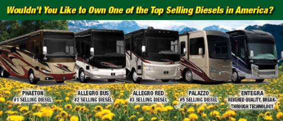 Byerly Customer Appreciation Sale Motorhomes