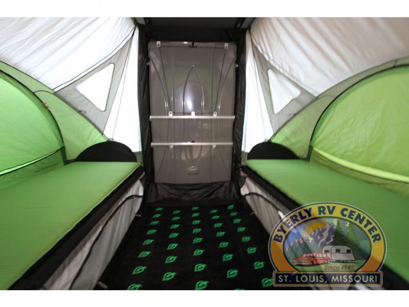 SylvanSport Go Tent Camper Trailer Interior
