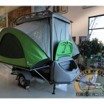 SylvanSport Go Tent Camper Trailer Set Up