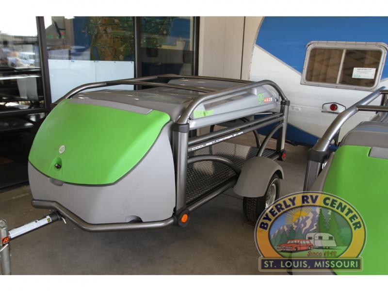 SylvanSport Go Tent Camper Trailer Transport