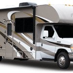 Four Winds Class C Motorhome Rental