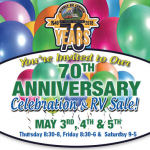 Byerly Anniversary RV Sale