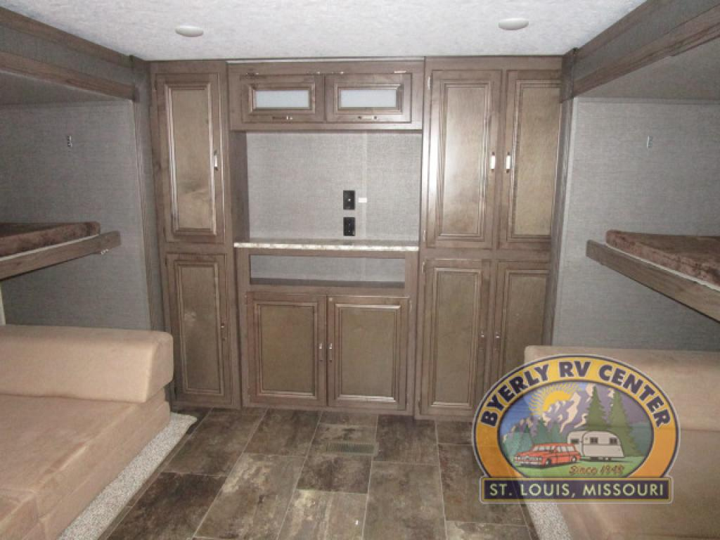 Keystone Passport Ultra Lite Grand Touring Travel Trailer Byerly RV Bunkhouse