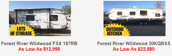 RV Expo Byerly RV RV Show August RVs On Sale 3