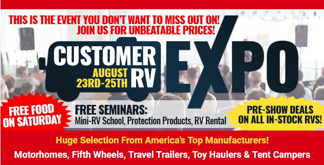 RV Expo Byerly RV RV Show August
