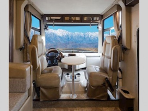 Thor Windsport Class A Motorhome Cab