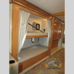 Byerly Winnebago Bunkhouse Curtained