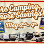 Smores sales event banner