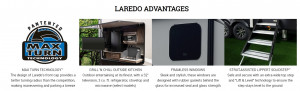 Commitment to quality puts Keystone Laredo ahead of the competition.
