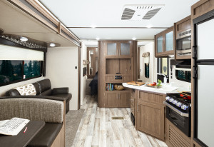 The Keystone Hideout is ready to take the road.  Visit Byerly RV to see why thousands of St. Louis RVers have chosen Hideout  as their RV!
