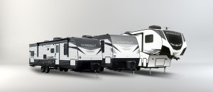 The Keystone Hideout brand features some of the best value in Travel Trailers and 5th Wheels