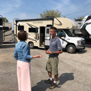 Byerly RV in Eureka, MO is honored to be featured on Show Me St. Louis on KSDK Channel 5