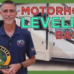 motorhome leveling