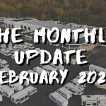 Byerly RV February 2021 Monthly Update