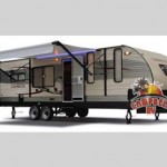 2017 Forest River Cherokee Travel Trailer