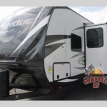 Heartland RV Torque XLT Toy Hauler Travel Trailer
