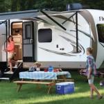 Flagstaff Classic Super Lite Travel Trailer