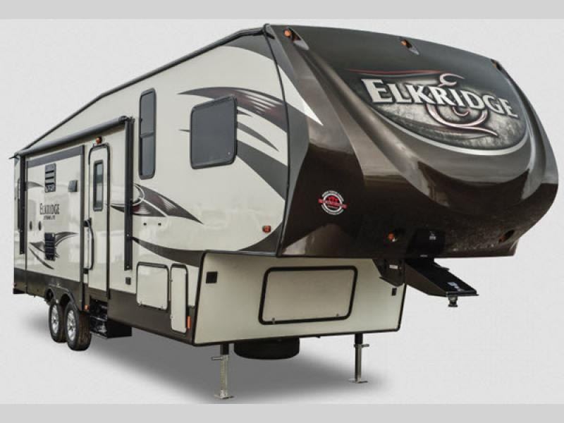 Heartland Elkridge Fifth Wheel Exterior