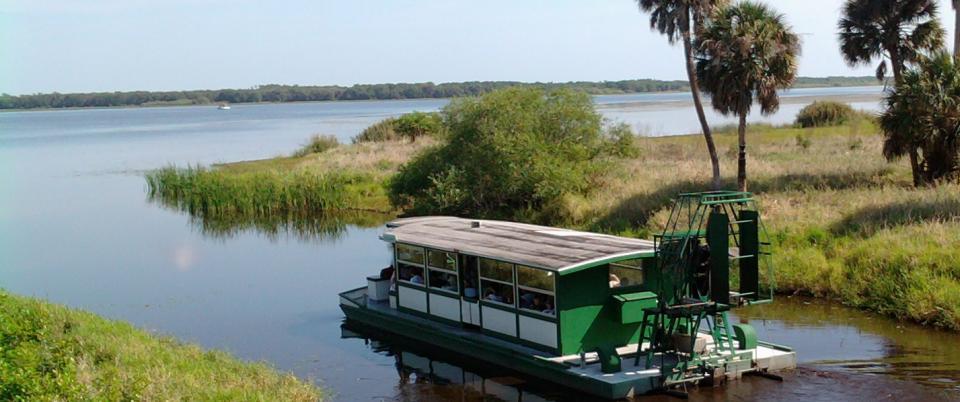 boat tour mayakka river state park