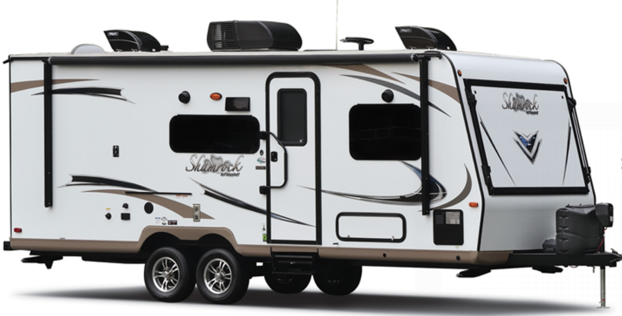 Forest River Rv Flagstaff Shamrock Expandable Review