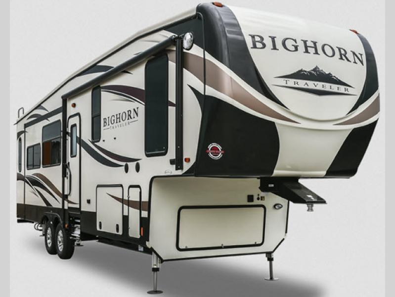 Bighorn Traveler Fifth Wheel Exterior