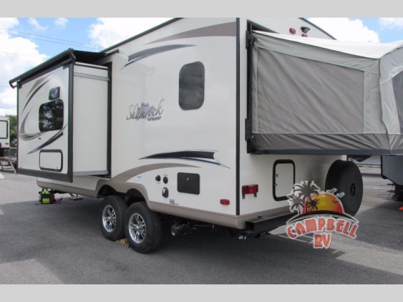 Shamrock Expandable Camper