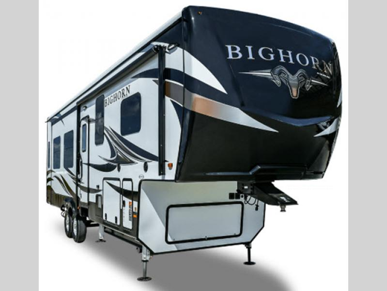 Heartland Bighorn Fifth Wheel Exterior