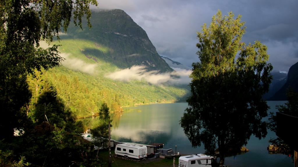 Campsite RV Tips
