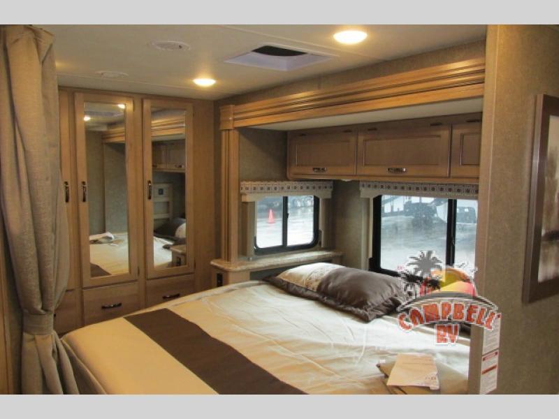 Thor Motor Coach Bedroom