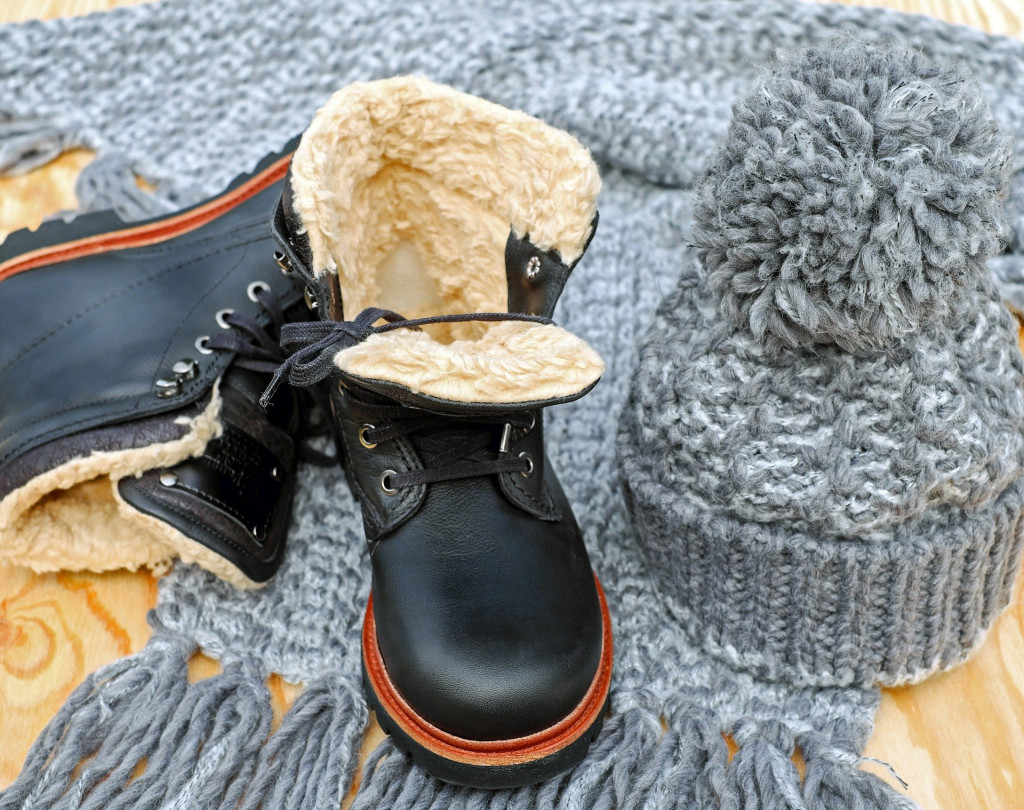 Winter clothes RV camping tips
