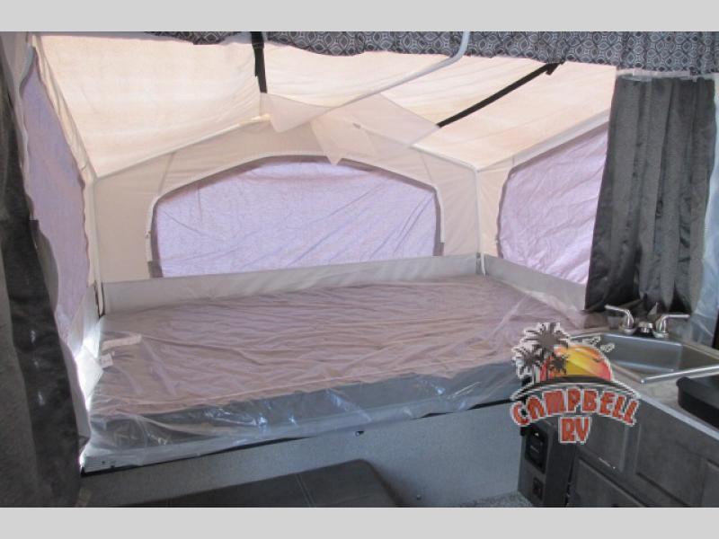Flagstaff bed