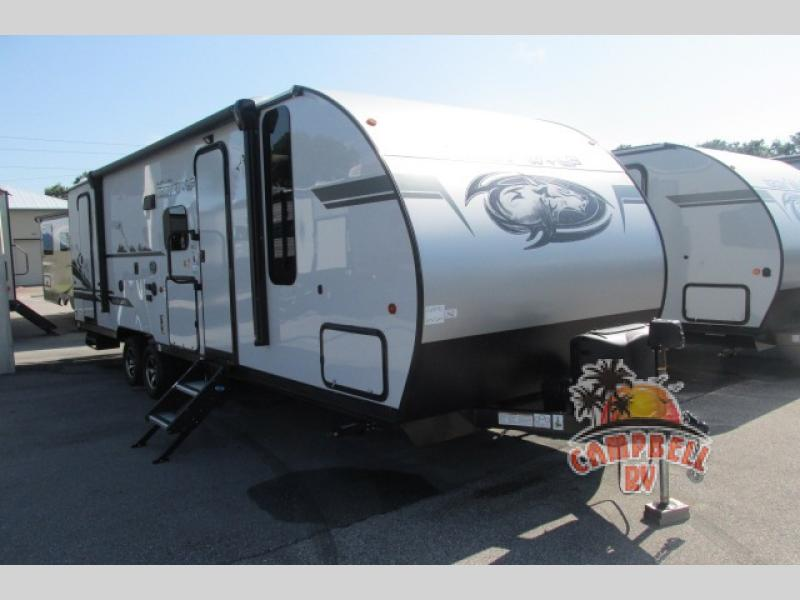 Cherokee travel trailer main