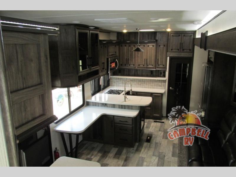 Cyclone kitchen