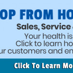Shop from home banner
