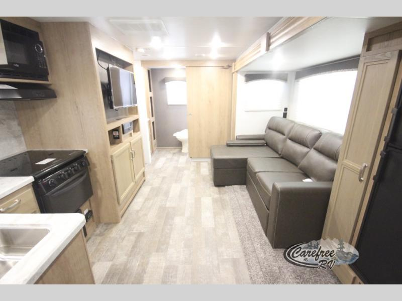 Winnebago Minnie interior