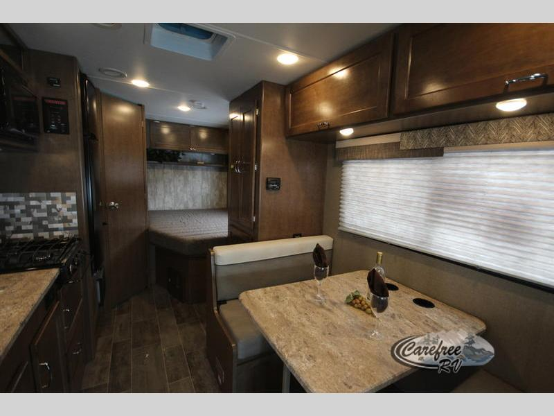 Winnebago Motorhome interior