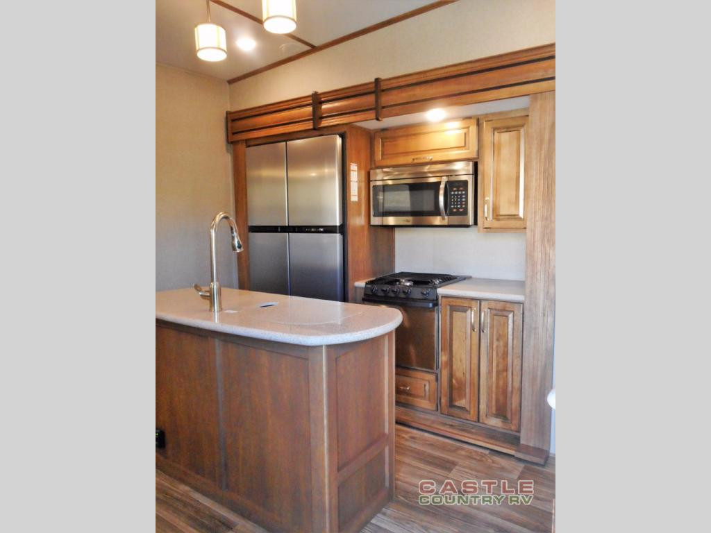 Keystone RV Laredo Kitchen