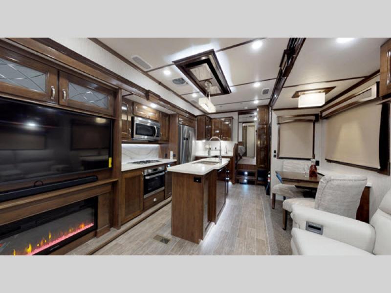 Redwood Fifth Wheel Interior