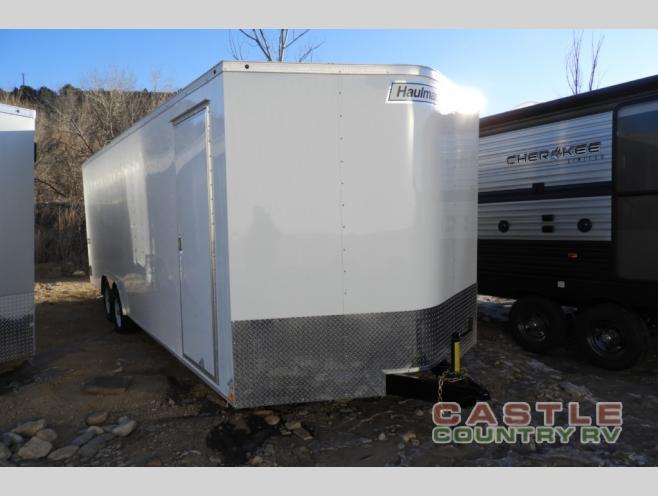 Haulmark cargo trailer for sale