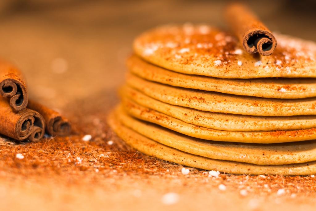 Fall Camping Recipe Pancakes