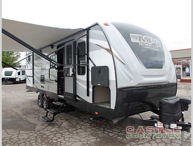 Travel trailer main