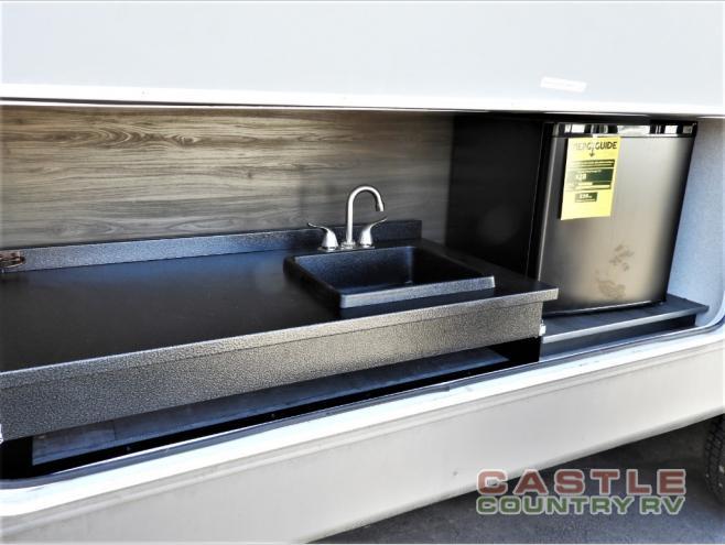 Shasta outdoor kitchen