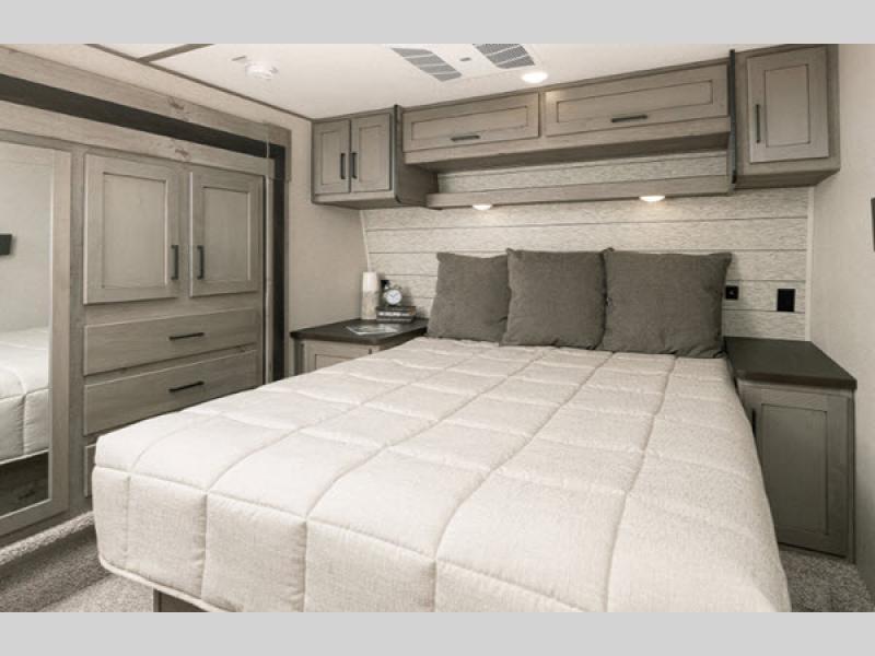 Carbon bedroom