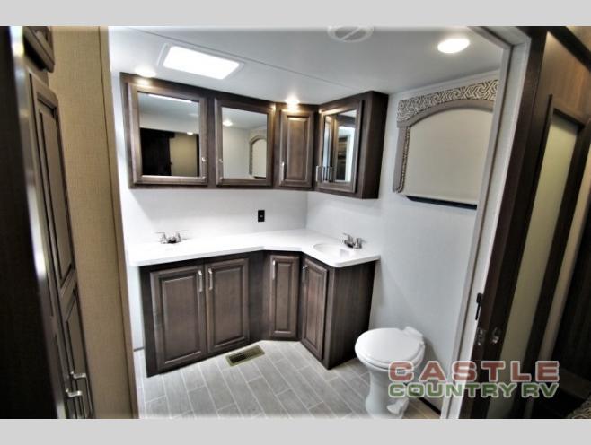 Keystone bathroom