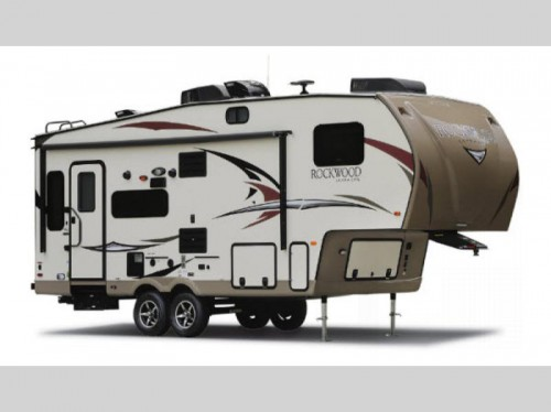 Travel In Style In The Rockwood Ultra Lite Fifth Wheels And