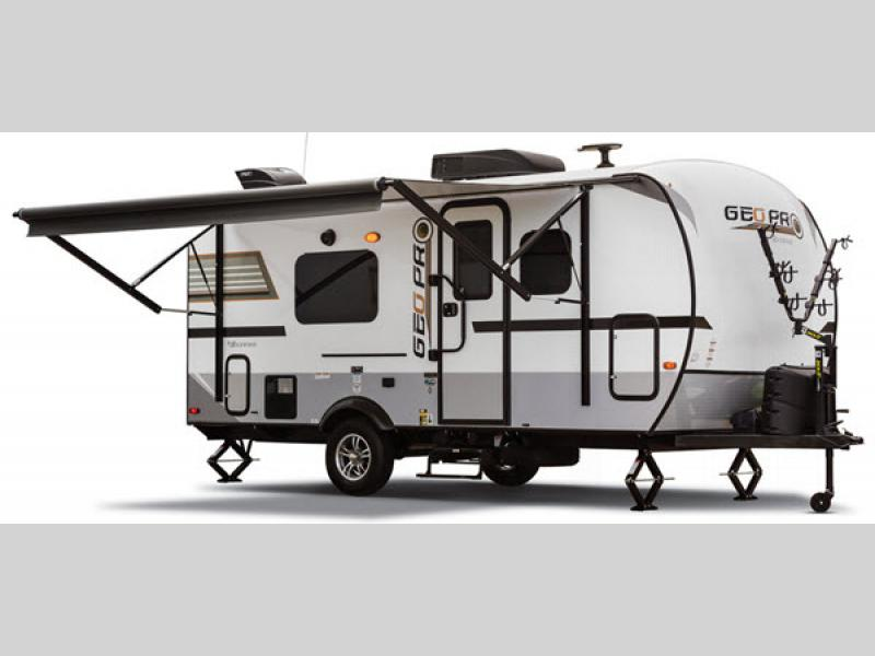 Forest River RV Rockwood GeoPro Review - Vermont Country Camper